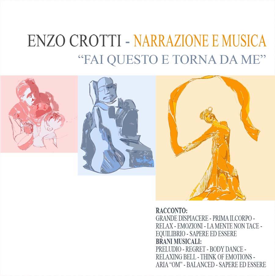 cd music meditation enzo crotti