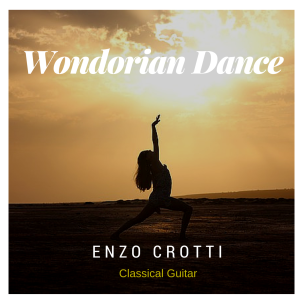 wondorian dance - enzo crotti - classical guitar
