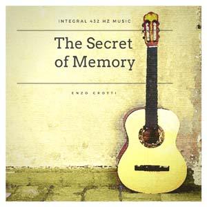 The Secret of Memory - 432 Hz - Cover