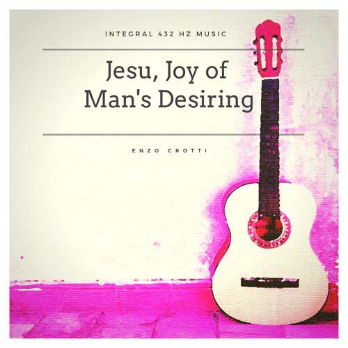 Cover Jesu Joy of Man