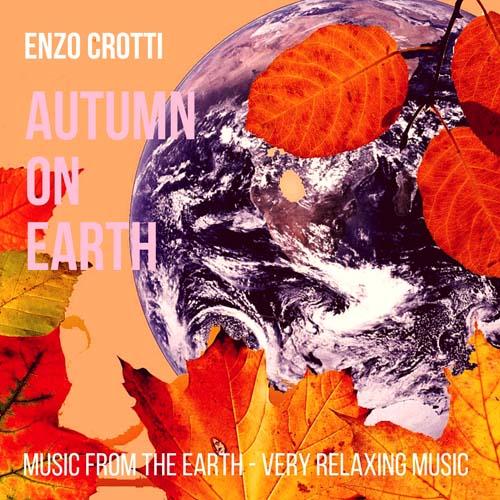Single Autumn on Earth - Cover