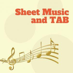 Sheet Music Icon